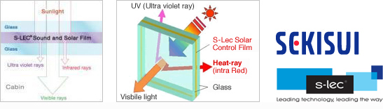 (English) Solar Glass PVB